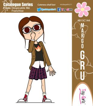 Toy Girls - Catalogue Series 144: Margo Gru by mickeyelric11