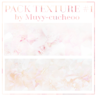 PACK TEXTURE #2 BY MUYY-CUCHEOO by muyy-cucheoo