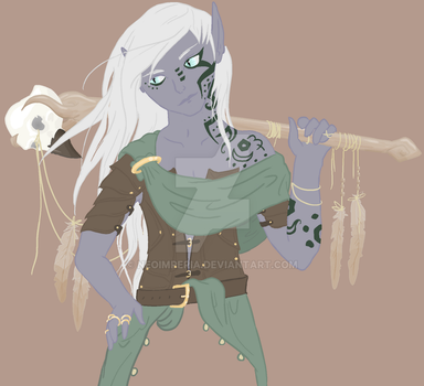 WIP - Witch Doctor *Update* by NeoImperia