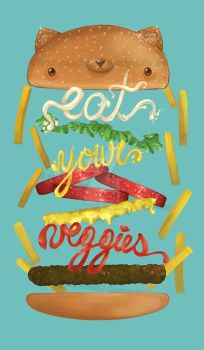 Eat Your Veggies by marywinkler