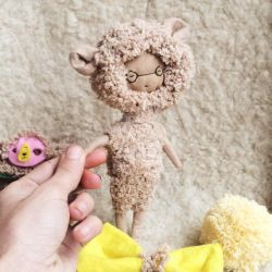 Doll with Bear Plushies Costume by dod0bob