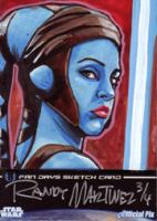 SW Fan Days 3: Aayla Secura by Randy-Martinez