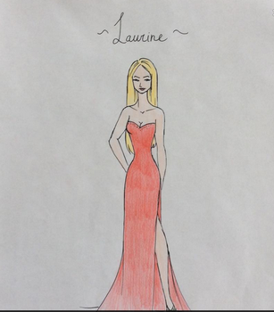 Laurine par Beatrice CR by mayagally