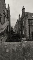walking in Edinburgh by FaerieFaith