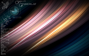 Rainmeter - h2odriving by h2odriving