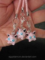 Jigglypuff Cell Straps