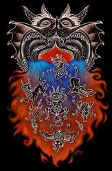 Hellmouth by MacGreen