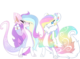 Double Trouble by Piichu-Pi