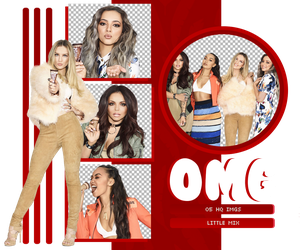 PACK PNG 019 // LITTLE MIX by OMG-PNGS