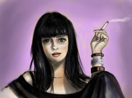 jane margolis by Lalochnica