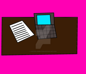 Laptop by Carter-Animations