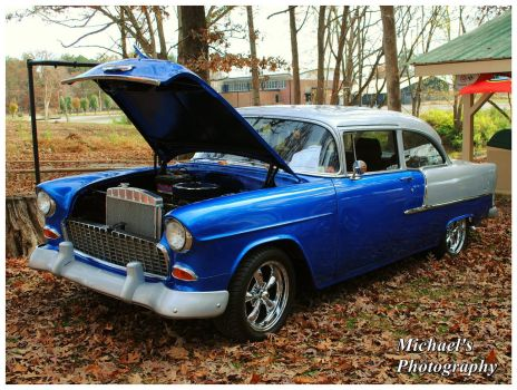 A 1955 Chevy by TheMan268