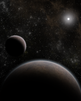 Exoplanets 1 by melissasoup