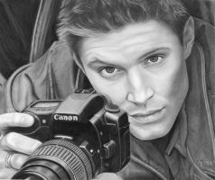 Dean Winchester by cpss