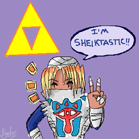 A Sheiktastic is me...  XD by RockStarRoku