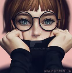 Glasses by Laovaan