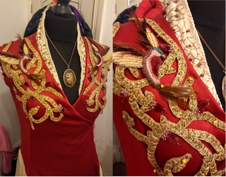 WIP Cersei Lannister Cosplay Game of Thrones by megabethbob