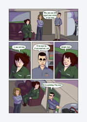 Mountain Divide - Unwanted Attention - Pg 19 by curiousdoodler