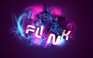 3D Flink Wallpaper by Flink-Design
