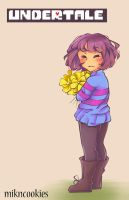 Frisk by MiknCookies