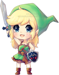 Link by Marmaladecookie