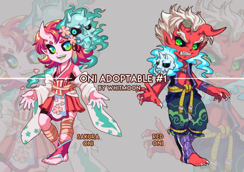 [CLOSED] ONI Adoptable#1 by whitmoon