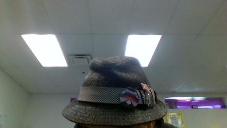 an updated picture of my hat by SpearOfTheCreator
