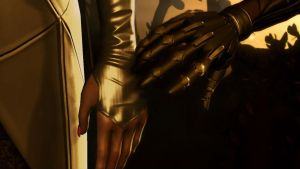 Deus Ex: Adams and Eliza hands by Enya-kun