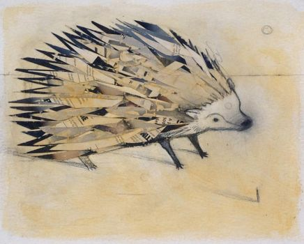 Knowing Prickle (Yellow) by SethFitts