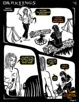 Darklings - Issue 4, Page 5 by RavynSoul