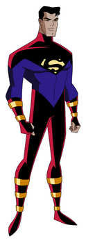 Superboy - DCAU Style by JTSEntertainment