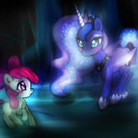 Bloom and Gloom by Lunaltaria