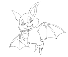 Conker...The bat? by grayrat