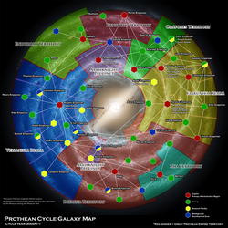 Prothean Cycle Galaxy Map (ver. 0.82) by StellarStateLogic
