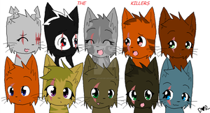 The Killers by Crystalstar1551