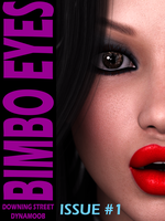 Bimbo Eyes - Issue #1 by Dynamoob