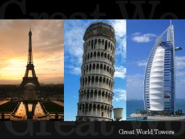 Great World Towers by RAIDER366