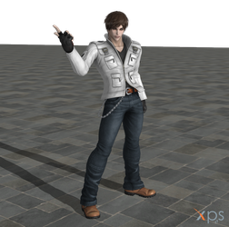 KOF XIV Kyo - Pose Animations by ysc976