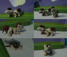 Dr. Whooves Sculpt by himanuts