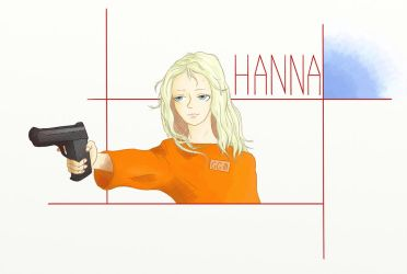 Hanna by StudiousOctopus