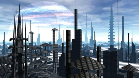 The Rigel City Supremacy by iben1