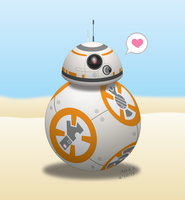 BB-8 by AleximusPrime