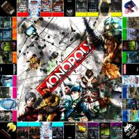 MONOPOLY: VIDEOGAME EDITION by Log1ck