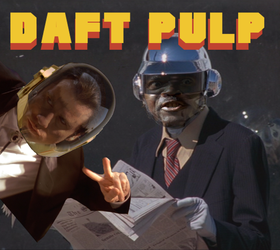 Daft Pulp - Odd Couple - Original Cover by Fire-waypoint