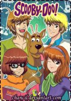 The Mystery Inc by chancil