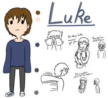 2nd Generation - Luke by TheGreatWarrior