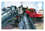 James Railway Series Royal Stamp by KitKat37