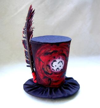 Tiny Top Hat: The Raven by TinyTopHats