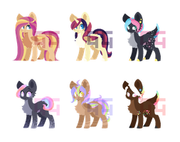 Pony Adopt |19-24| -CLOSED- by GeneralGratitude