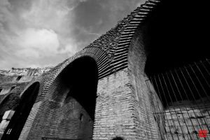 The Colosseum III by m-ajinah